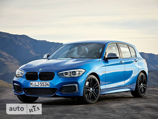 BMW 1 Series M140i AT (340 л.с.) xDrive base
