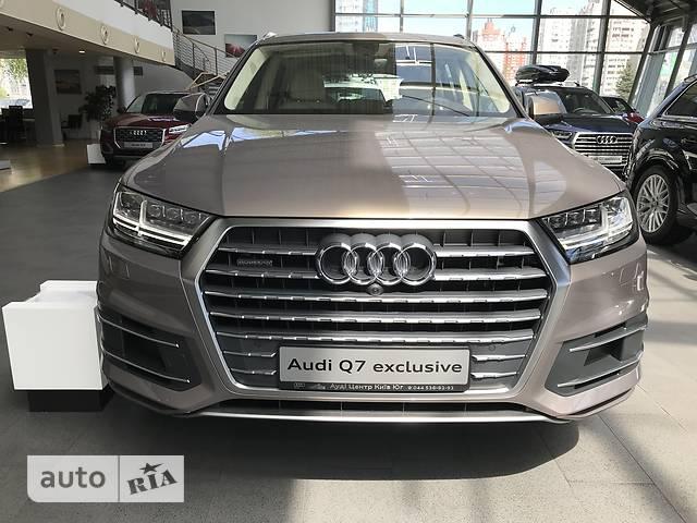 Audi Q7 3.0TDI Tip-tronic (272 л.с.) Quattro