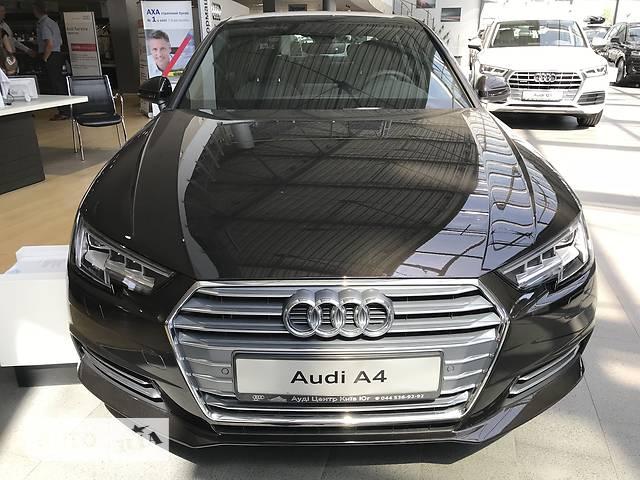 Audi A4 1.4 TFSI S-tronic (150 л.с.) S-line