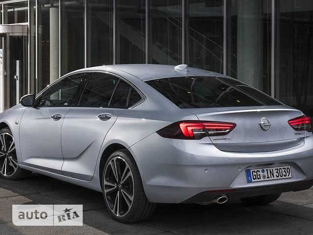 Opel Insignia Grand Sport 2.0D AT (210 л.с.) Start/Stop AWD Innovation