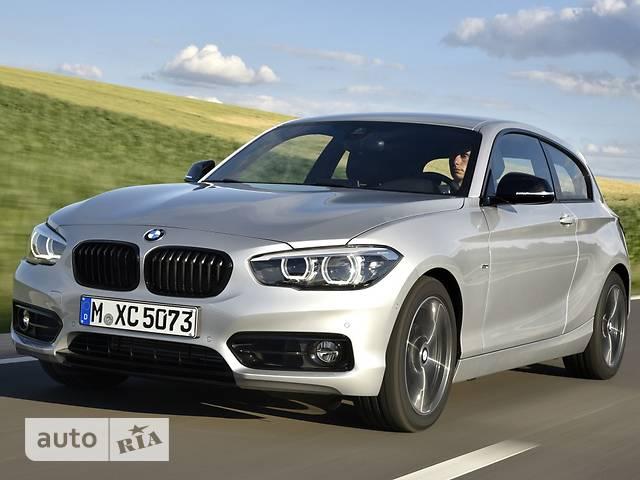 BMW 1 Series (3 двери) 118d MT (150 л.с.) base