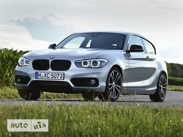 BMW 1 Series (3 двери) 120d MT (190 л.с.) base