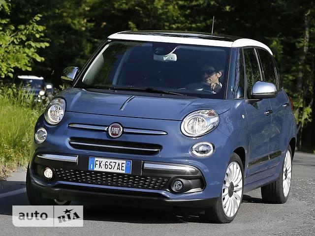 Fiat 500 L 1.4 Fire MT (95 л.с.) Pop Star