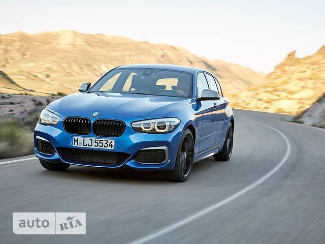 BMW 1 Series F20 120i MT (184 л.с.) base