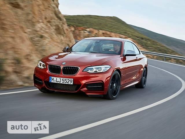 BMW 2 Series 218і MT (136 л.с.) base