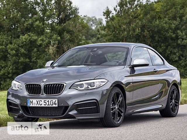 BMW 2 Series 218d MT (150 л.с.) base