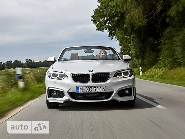BMW 2 Series 218d MT (150 л.с.) base