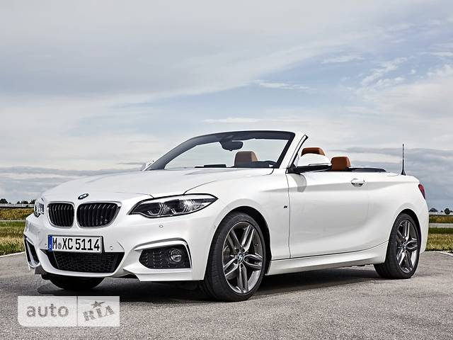 BMW 2 Series 218i MT (136 л.с.) base