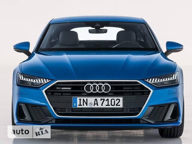 Audi A7 55 TFSI S-tronic (340 л.с.) Quattro S-Line