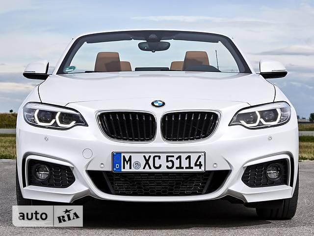 BMW 2 Series 218i MT (136 л.с.) base
