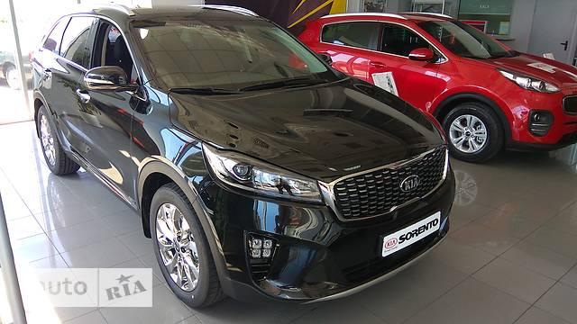 Kia Sorento 2.2D АT (200 л.с.) 4x4 7s Luxury