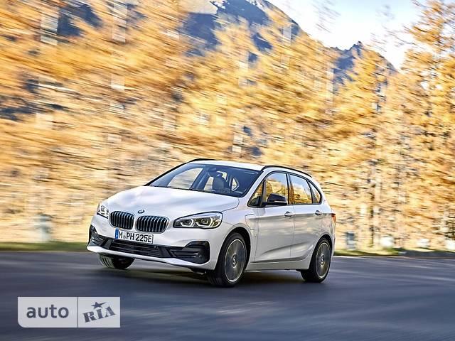 BMW 2 Series  Active Tourer 220d MT (190 л.с.) base