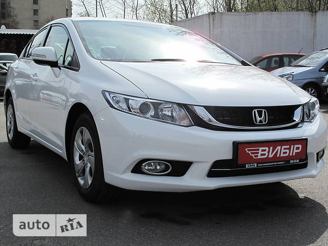Honda Civic 1.8 AT (140 л.с.) ES
