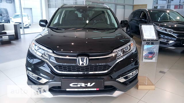 Honda CR-V 2.0 AT (155 л.с.) Elegance