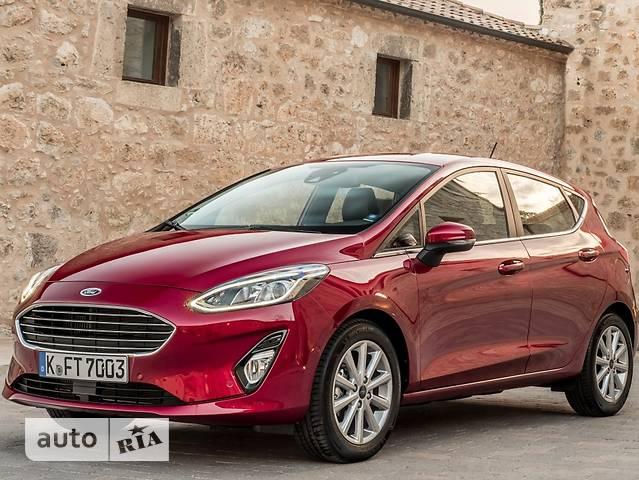 Ford Fiesta 1.1 MT (85 л.с.) Business