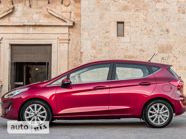 Ford Fiesta 1.0 Ecoboost AT (100 л.с.) Business