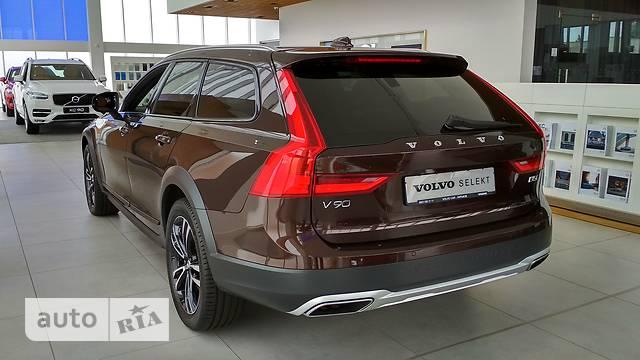 Volvo V90 Cross Country D5 2.0 АТ (235 л.с.) AWD Summum