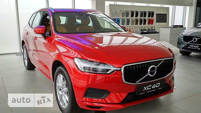 Volvo XC60 D4 2.0 8АT (190 л.с.) AWD VED4 R-Design