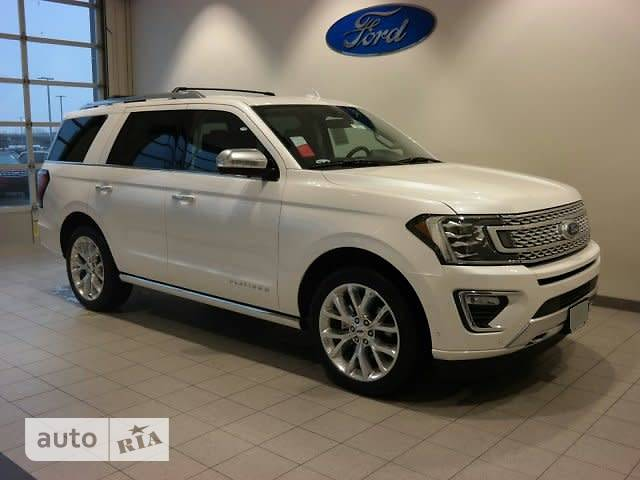 Ford Expedition 3.5i АТ (365 л.с.) Platinum