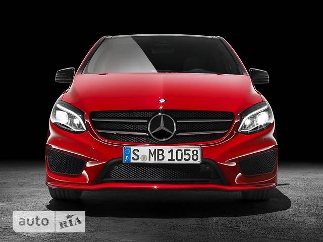 Mercedes-Benz B-Class B 250 AT (211 л.с.)