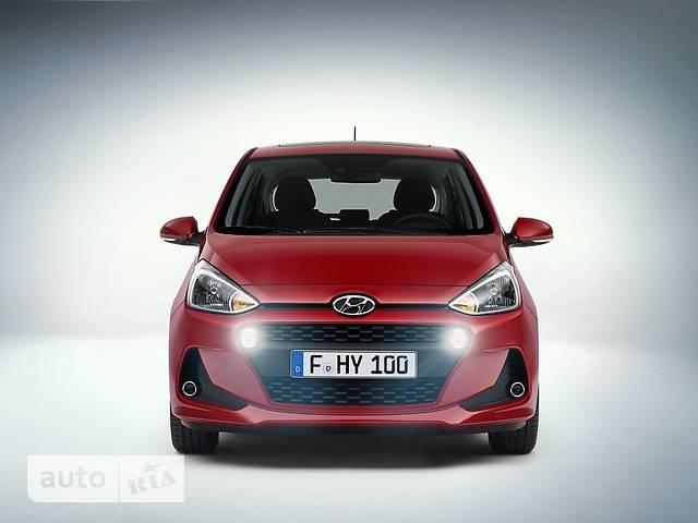 Hyundai i10 1.0 МT (66 л.с.) Comfort