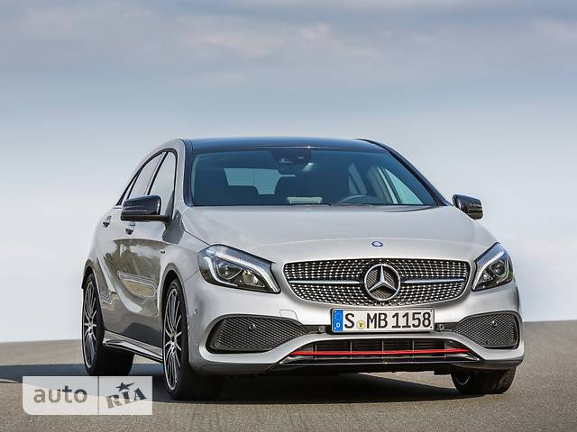 Mercedes-Benz A-Class A 250 AT (211 л.с.) 4Matic
