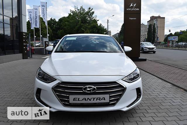 Hyundai Elantra AD 2.0 АT (156 л.с.) Comfort