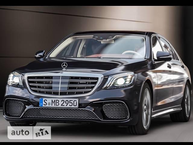 Mercedes-Benz S-Class Mercedes-AMG S65 G-Tronic (629 л.с.) Long