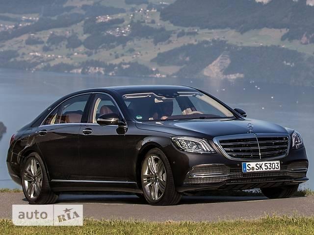 Mercedes-Benz S-Class S 400d AT (340 л.с.) 4Matic
