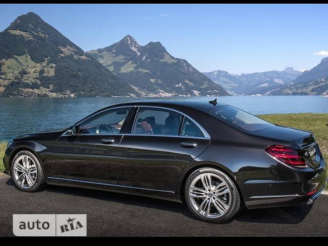 Mercedes-Benz S-Class S 400d AT (340 л.с.)