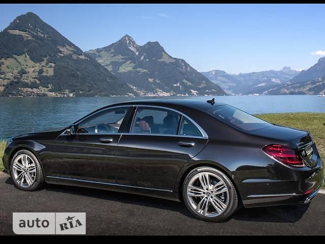 Mercedes-Benz S-Class S 400d AT (340 л.с.) 4Matic Long