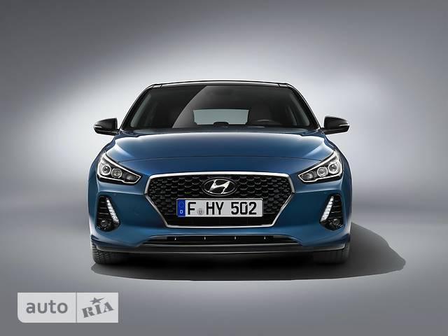 Hyundai i30 PD 1.6 CRDi DCT (136 л.с.) Premium