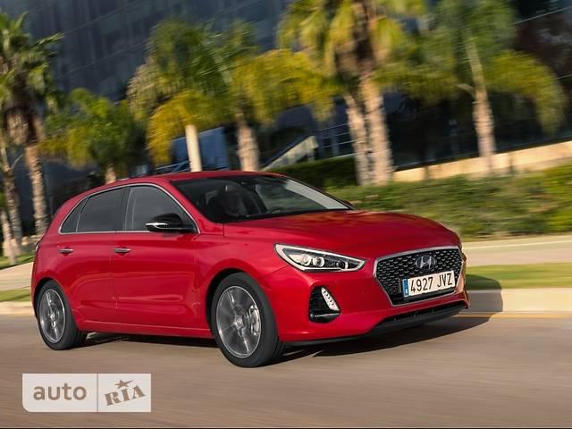 Hyundai i30 PD 1.6 AT (130 л.с.) Premium