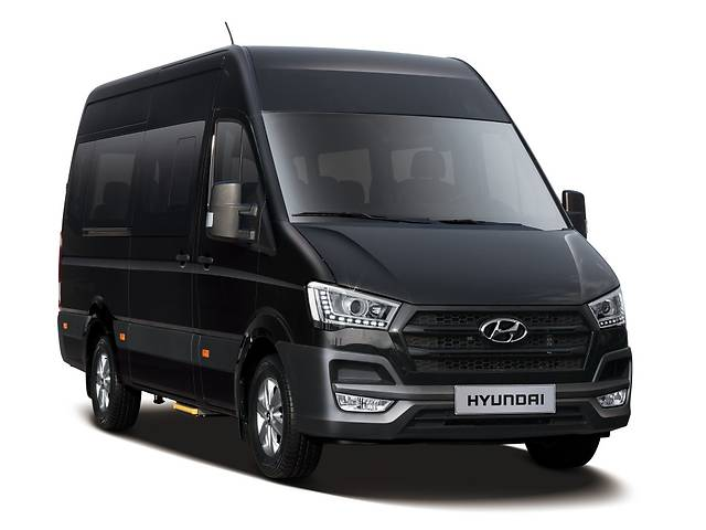 Hyundai H 350 пасс. 2.5L CRDi MT (170 л.с.) Long