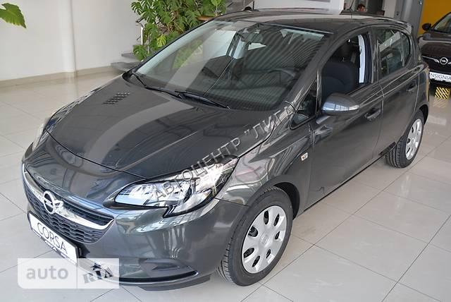 Opel Corsa 1.4 MT (90 л.с.) Selection