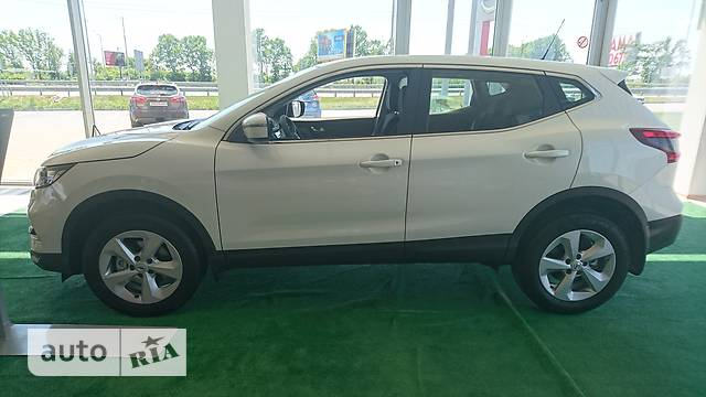 Nissan Qashqai New FL 1.6dCi CVT (130 л.с.) 2WD Acenta