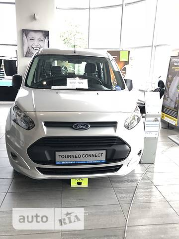 Ford Tourneo Connect пасс. 1.5D MT (120 л.с.) (7s) LWB Trend