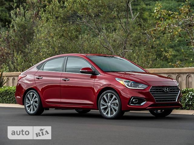 Hyundai Accent HC 1.4 MPI AT (100 л.с.) Active+