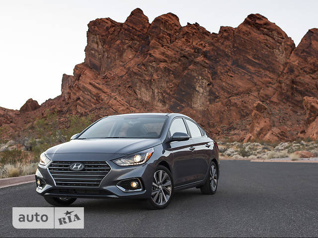 Hyundai Accent HC 1.6 MPI АT (123 л.с.) Elegance