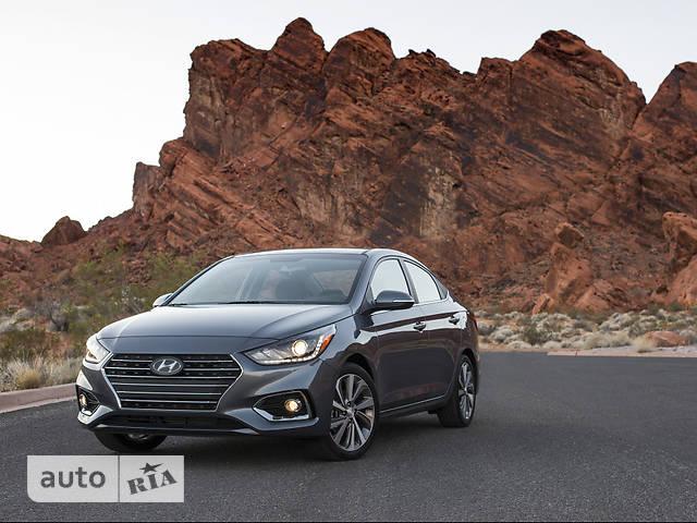 Hyundai Accent HC 1.6 MPI АT (123 л.с.) Elegance Top