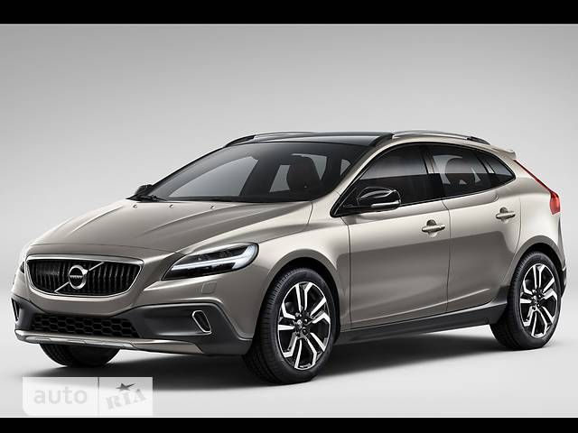Volvo V40 Cross Country T5 2.0 АT (245 л.с.) AWD Summum