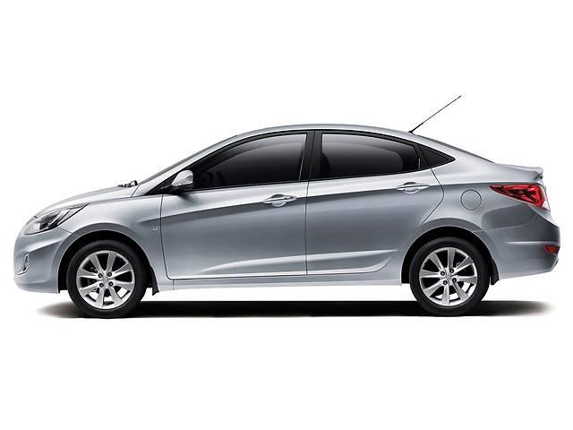 Hyundai Accent 1.4 MPI MT (100 л.с.) Optima
