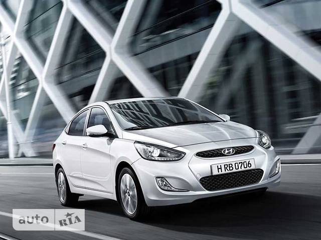 Hyundai Accent 1.4 MPI CVT (100 л.с.) Classic