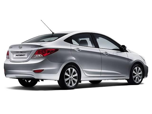 Hyundai Accent 1.4 MPI CVT (100 л.с.) Optima