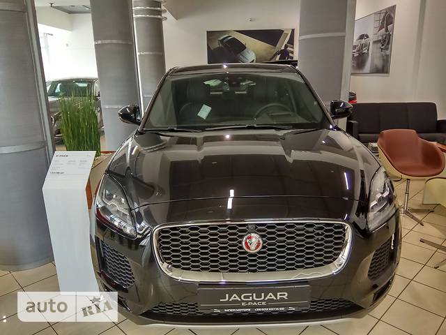 Jaguar E-Pace 2.0D AT (180 л.с.) AWD R-Dynamic S