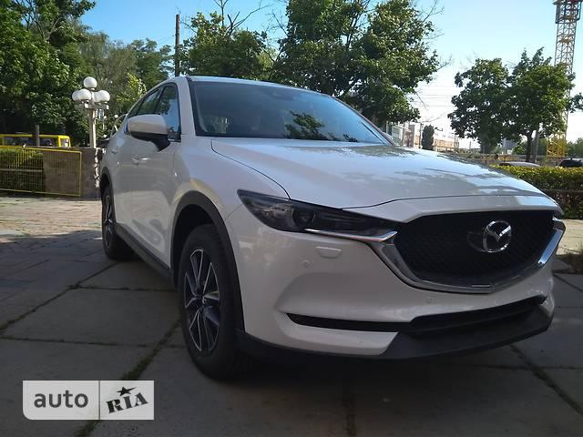 Mazda CX-5 2.0 AT (150 л.с.) 4WD Premium