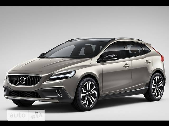 Volvo V40 Cross Country T3 1.5 АТ (152 л.с.) FWD Kinetic