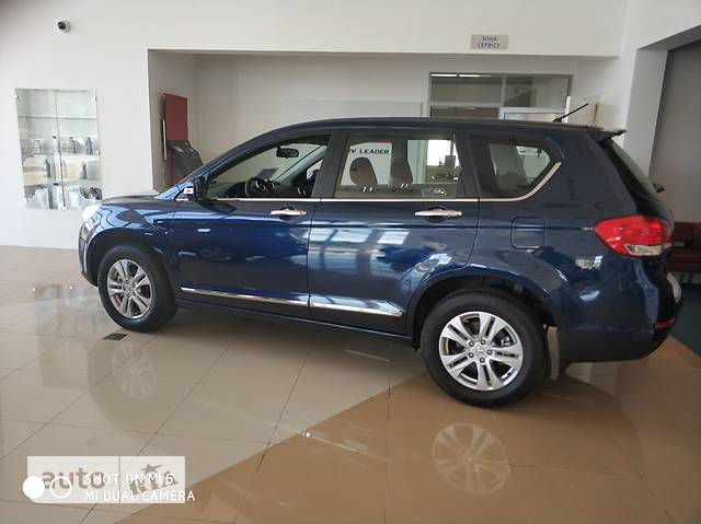 Great Wall Haval H6 2.4 MT (163 л.с.) 4x2 City