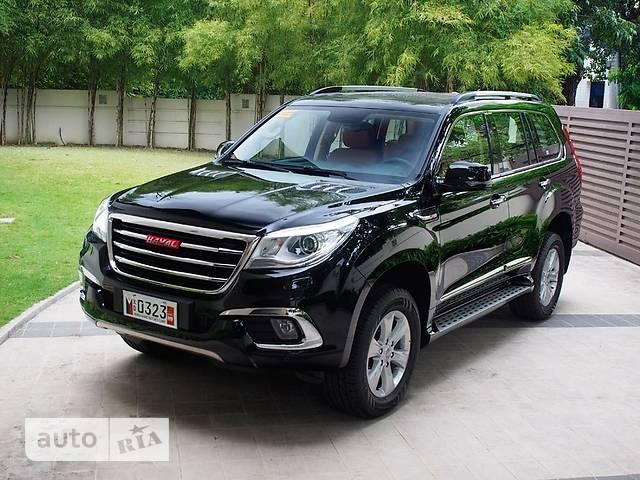 Haval H9 2.0 AT (245 л.с.) AWD Luxury