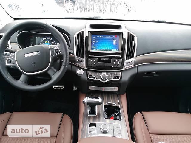 Haval H9 2.0 AT (245 л.с.) AWD Comfort
